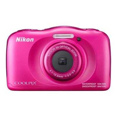 Fotocamera Nikon - NI COOLPIX W100 ROSA