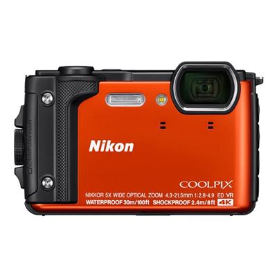 Nikon - !$NI COOLPIX W300 ORANGE
