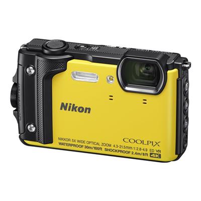 Nikon - $NI COOLPIX W300 YELLOW