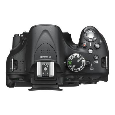 Nikon - $NI D5200 KIT 18-55+55-300VR +SD8GB