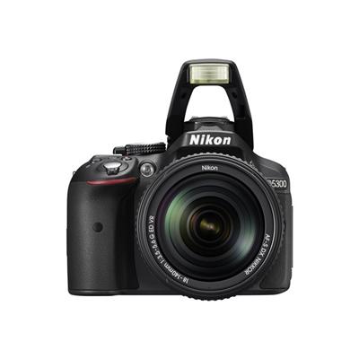 Nikon - NI D5300 KIT AFP 18-55 70-300 8G