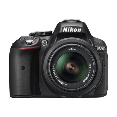 Nikon - NI D5300 KIT 18-105VR + SD8GB