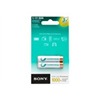 Pile Sony - Sony NH-AAAB2KN - Batterie 2 x...