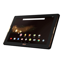 "Tablette tactile Acer ICONIA Tab 10 A3-A40-N9NM - Tablette - Android - 32 Go eMMC - 10.1"" IPS (1920 x 1200) - hôte USB - Logement microSD - noir"