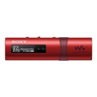 Sony - WALKMAN USB NWZ-B183 ROSSO