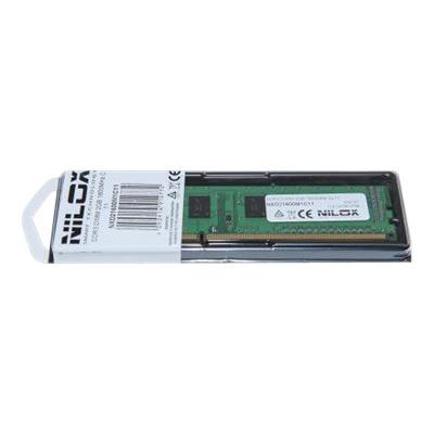 Nilox - RAM DDR3L DIMM 2GB 1600MHZ CL11
