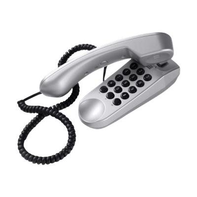 Nilox - TELEFONO FISSO MINI SILVER