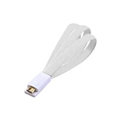 Caricabatteria Atlantis Land - Smartix usb cable white 1.5m