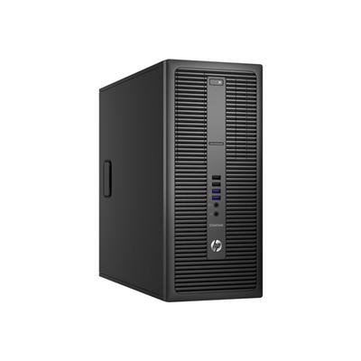 HP - 800 G2 TWR I7-6700 8G 256GB W10/7