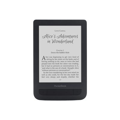 PocketBook - £BASIC TOUCH 2 BLACK