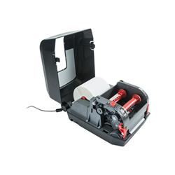 Imprimante thermique code barre Honeywell PC42t - Imprimante d'étiquettes - transfert thermique - Rouleau (11 cm) - 203 dpi - jusqu'à 101.6 mm/sec - USB, LAN, série, hôte USB