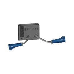 Liebert PD2-204 - Unité de distribution secteur - connecteurs de sortie : 6 - pour Liebert GXT3-10000RT208, GXT3-8000RT208, GXT4-10000RT208, GXT4-8000RT208