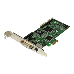 Scheda video Startech - Hd pcie capture card hdmi vga