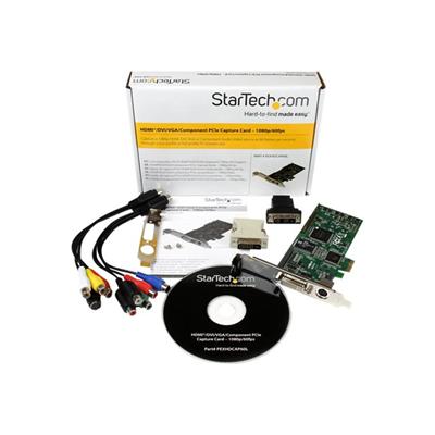 Startech - HD PCIE CAPTURE CARD HDMI VGA