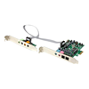 Scheda audio Startech - Scheda audio interna pcie