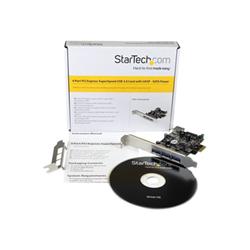 Foto Scheda PCI Scheda pci express usb3.0 Startech