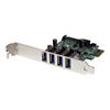 Scheda PCI Startech - Scheda pci express a