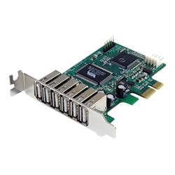 Scheda PCI Startech - Scheda pcie basso profilo
