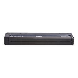 Imprimante photo Brother PocketJet PJ-762 - Imprimante - monochrome - papier thermique - A4 - 203 x 200 dpi - jusqu'à 8 ppm - USB 2.0, Bluetooth 2.1 EDR