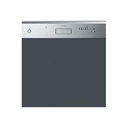 Lave-vaisselle encastrable Smeg PL521X - Lave-vaisselle - intégrable - Niche - largeur : 60 cm - profondeur : 57.5 cm - hauteur : 82 cm
