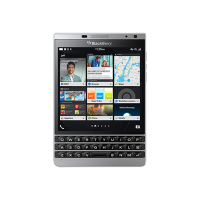 BlackBerry - BLACKBERRY PASSPORT SILVER 4 5I