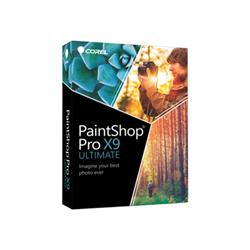 Software Corel - Paintshop pro x9 ultimate ml