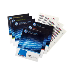HPE RW Bar Code Label Pack - Étiquettes code à barres