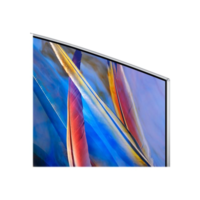 Samsung - 55 POLL CURVED 4K SERIE 7 QLED