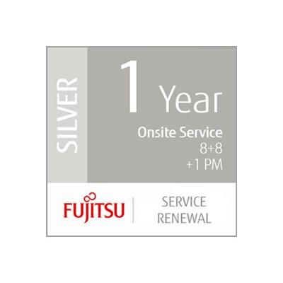 Fujitsu - RINNOVO GARANZIA 1 ANNO SILVER