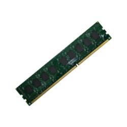 Barrette RAM QNAP - DDR4 - 8 Go - DIMM 288 broches - 2133 MHz / PC4-17000 - 1.2 V - mémoire enregistré - ECC