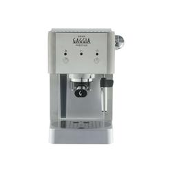 """Expresso et cafetière Gran Gaggia Prestige RI8427 - Machine à café avec buse vapeur """"Cappuccino"""" - 15 bar - inox"""