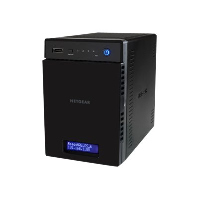 Netgear - READYNAS 314 (DISKLESS)