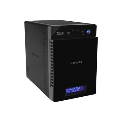 Netgear - READYNAS 314 (4X1TB ENT)