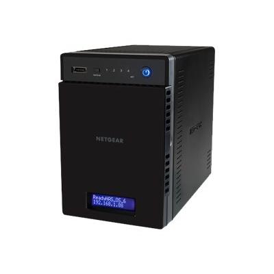 Netgear - READYNAS 314 (4X3TB DS)