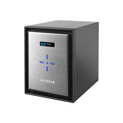 Nas Netgear - Readynas 526x con 6 discos de 3tb enterprise 6 bahias 2 puertos 10gb ethernet du