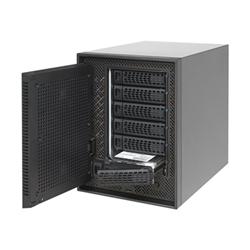 Nas Netgear - Readynas 526x con 6 discos de 4tb enterprise 6 bahias 2 puertos 10gb ethernet du