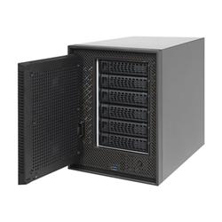 Nas Netgear - Readynas 526x con 6 discos de 6tb enterprise 6 bahias 2 puertos 10gb ethernet du