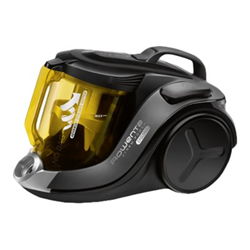 Aspirateur Rowenta X-Trem Power Cyclonic Animal Care RO6984EA - Aspirateur - traineau - sans sac - Noir/jaune