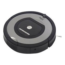 iRobot Roomba-774 Nero, Grigio aspirapolvere robot
