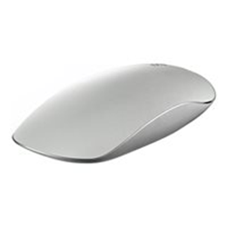 Mouse Rapoo - T8 laser touch mouse 5g white