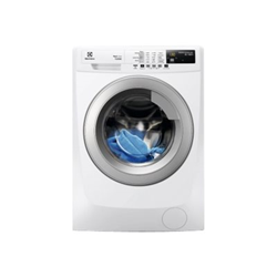 Lave-linge Electrolux RWF 1486 BR FlexCare - Machine à laver - pose libre - largeur : 60 cm - profondeur : 58 cm - hauteur : 85 cm - chargement frontal - 8 kg - 1400 tours/min - blanc