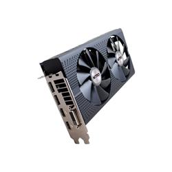 Carte vidéo Sapphire NITRO RX 470 OC - Carte graphique - Radeon RX 470 - 8 Go GDDR5 - PCIe 3.0 x16 - DVI, 2 x HDMI, 2 x DisplayPort - version allégée