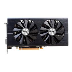 Scheda video Sapphire - Radeon rx 480 nitro+ lite retail