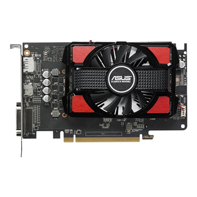 Asus - RX550-2G