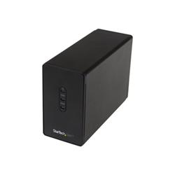 Foto Box hard disk esterno Box esterno a doppio Startech