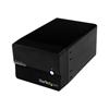 Box hard disk esterno Startech - Enclosure per doppio hdd