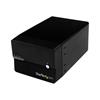 Box hard disk esterno Startech - Box esterno nas sata 3 5
