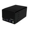 Box hard disk esterno Startech - Box hdd sata iii 3.5