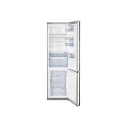 Réfrigérateur AEG S83920CMXF - Réfrigérateur/congélateur - pose libre - largeur : 59.5 cm - profondeur : 64.7 cm - hauteur : 200 cm - 350 litres - congélateur bas - Classe A++ - inox