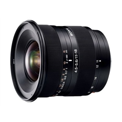 Sony - DT 11-18 MM F4 5-5 6